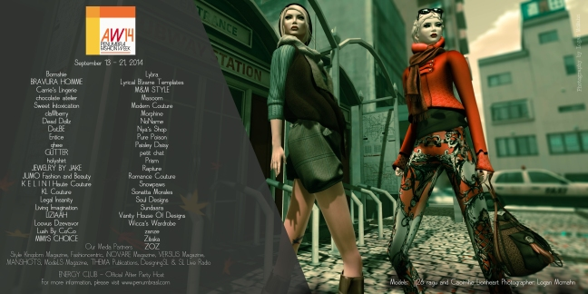 PENUMBRA AW14 FASHION WEEK TEASER 8