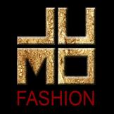 JUMO Fashion Logo Black Background