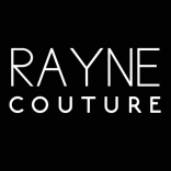 Rayne couture square logo BLACK back